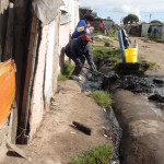 Community Drainage Cleaning Project in Europe