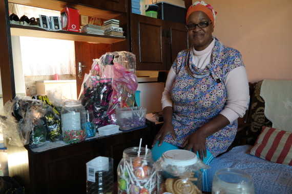 Mama Nobom's small business