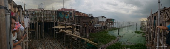 Figure 10: Allabang site visit-Fisherman houses.