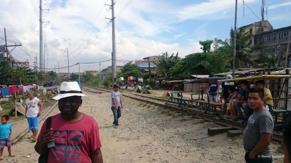 Figure 9: Allabang site visit
