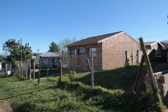 Bank-financed house in Tiryville