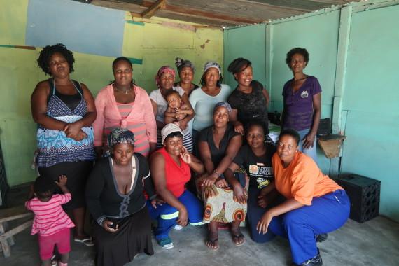 Authors of this Blog, K2 Community Khayelitsha