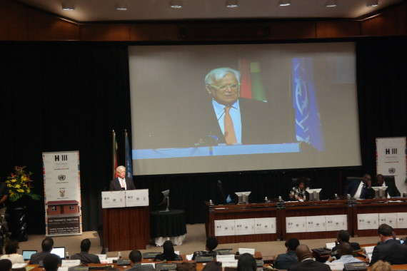 Opening address by Joan Clos, Executive Director of UN Habitat