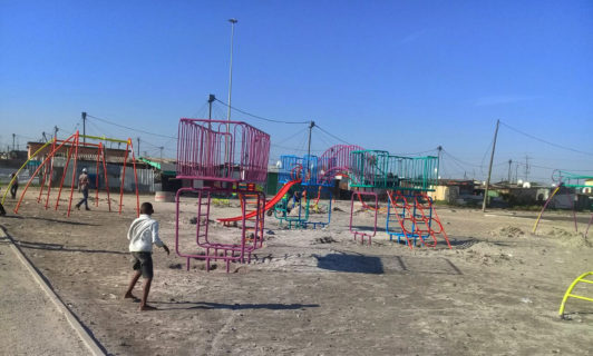 Khayelitsha Open Space Upgrading Cape Town South
