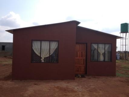 Mafikeng FEDUP 50m2 house