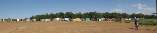 Ramaphosa panorama