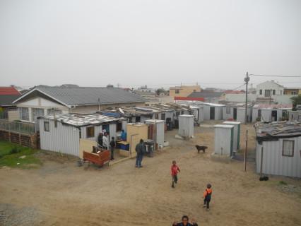 Kuku Town after re-blocking