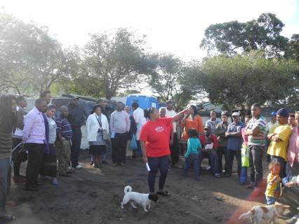 General Community Meeting in Flamingo