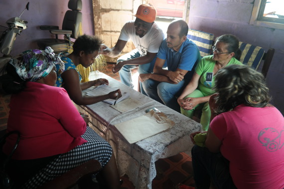 Household Enumeration in Zikhali