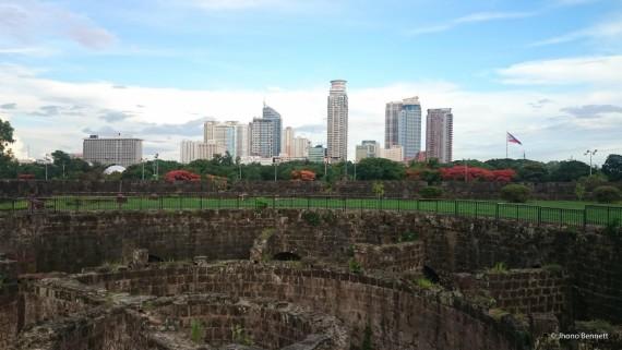 Figure 1: Manila City