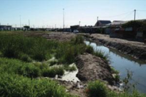 Khayelitsha Open Space Upgrading, Site B (Cape Town)