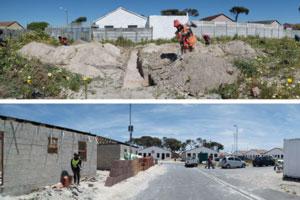 Ruo Emoh, Mitchells Plain (Cape Town)