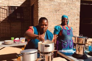 Clean Cooking Project (North West & Western Cape)