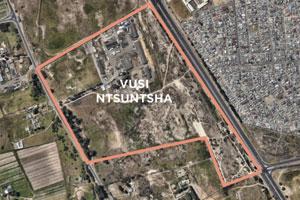 Vusi Nsuntsha, Philippi (Cape Town)