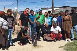 Community Halls – Site B, Khayelitsha (Cape Town)